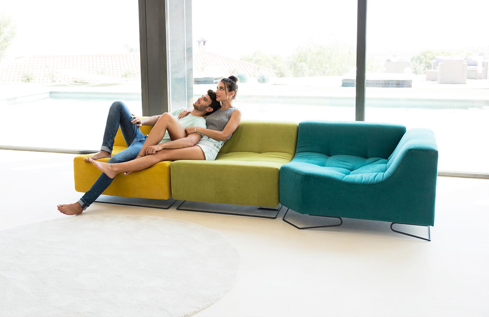 LuciPop Modular Sofa