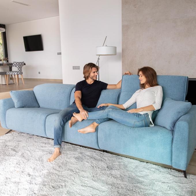 Baltia Recliner Sofa